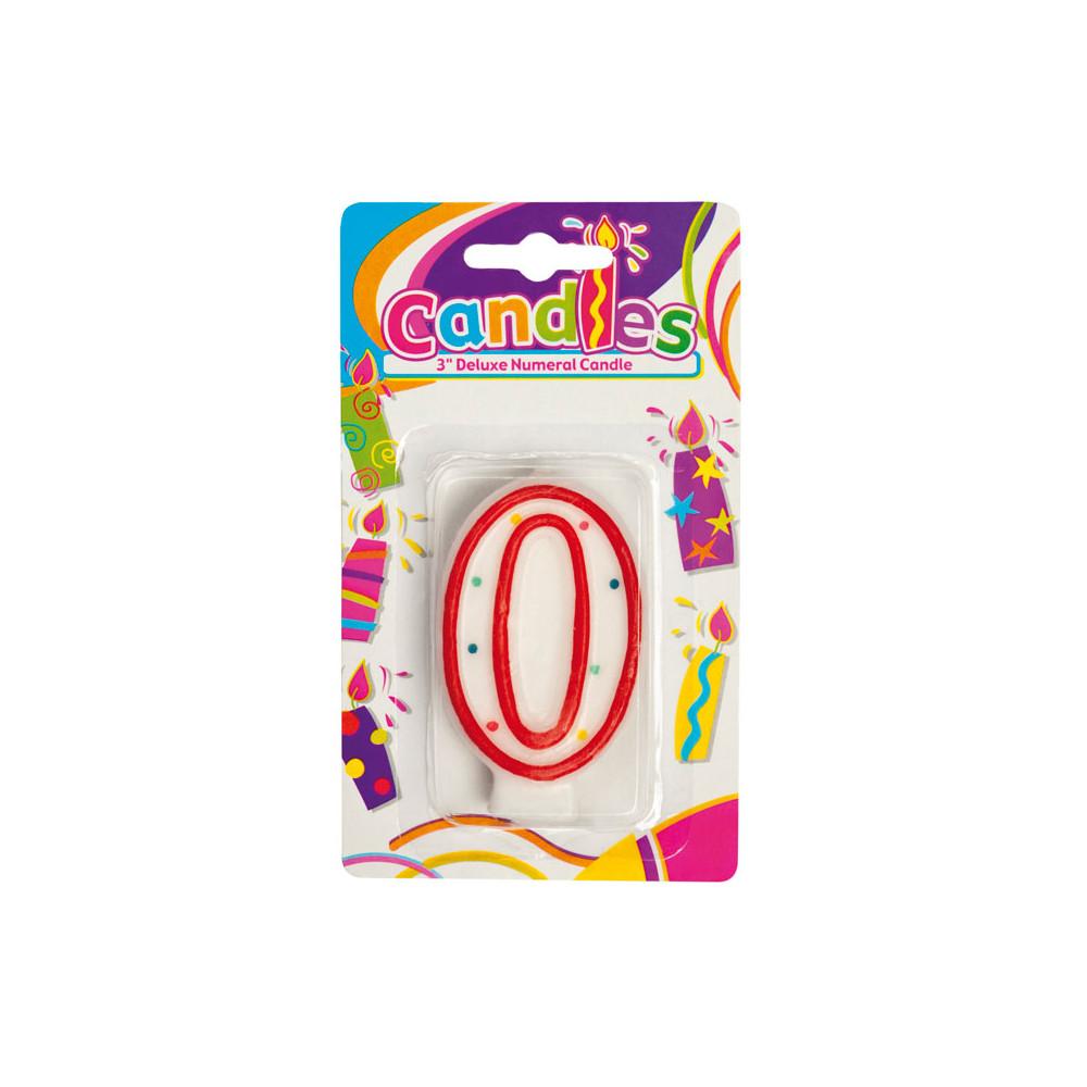 Verjaardagskaars - 0