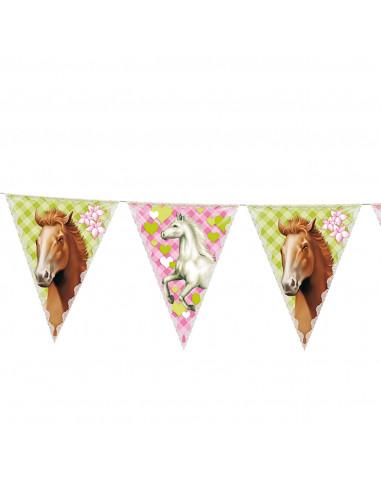Vlaggenlijn Paarden BT