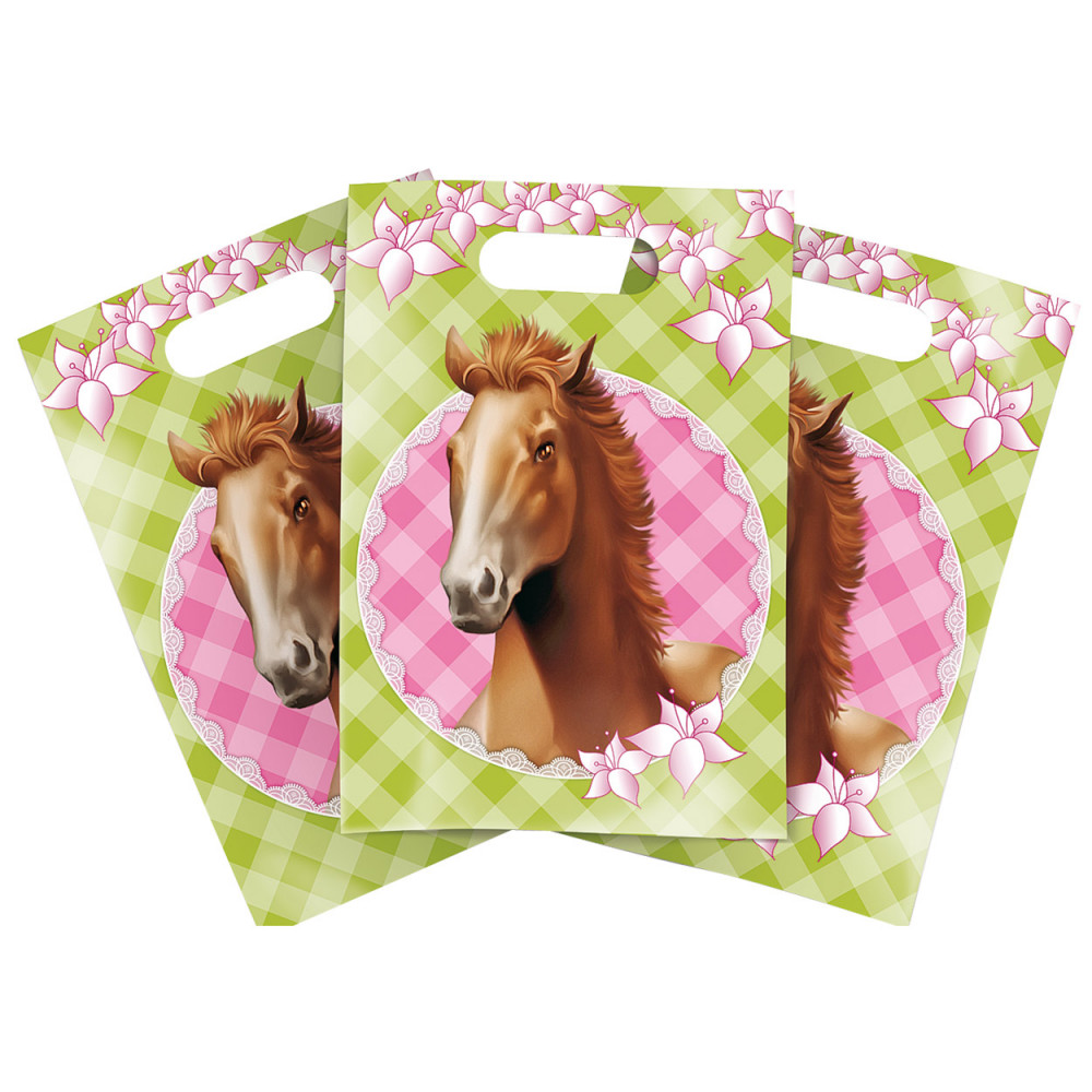 Partybags Paarden, 6st.