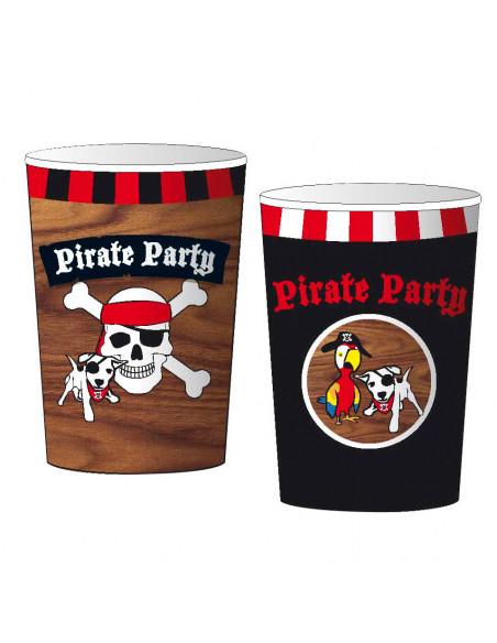 Bekers Piraten, 8st. BT
