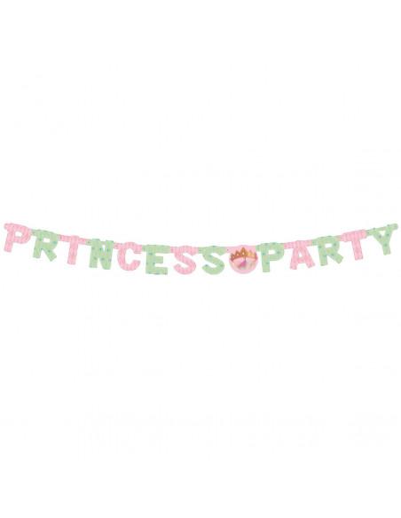 Letterguirlande Princess Party