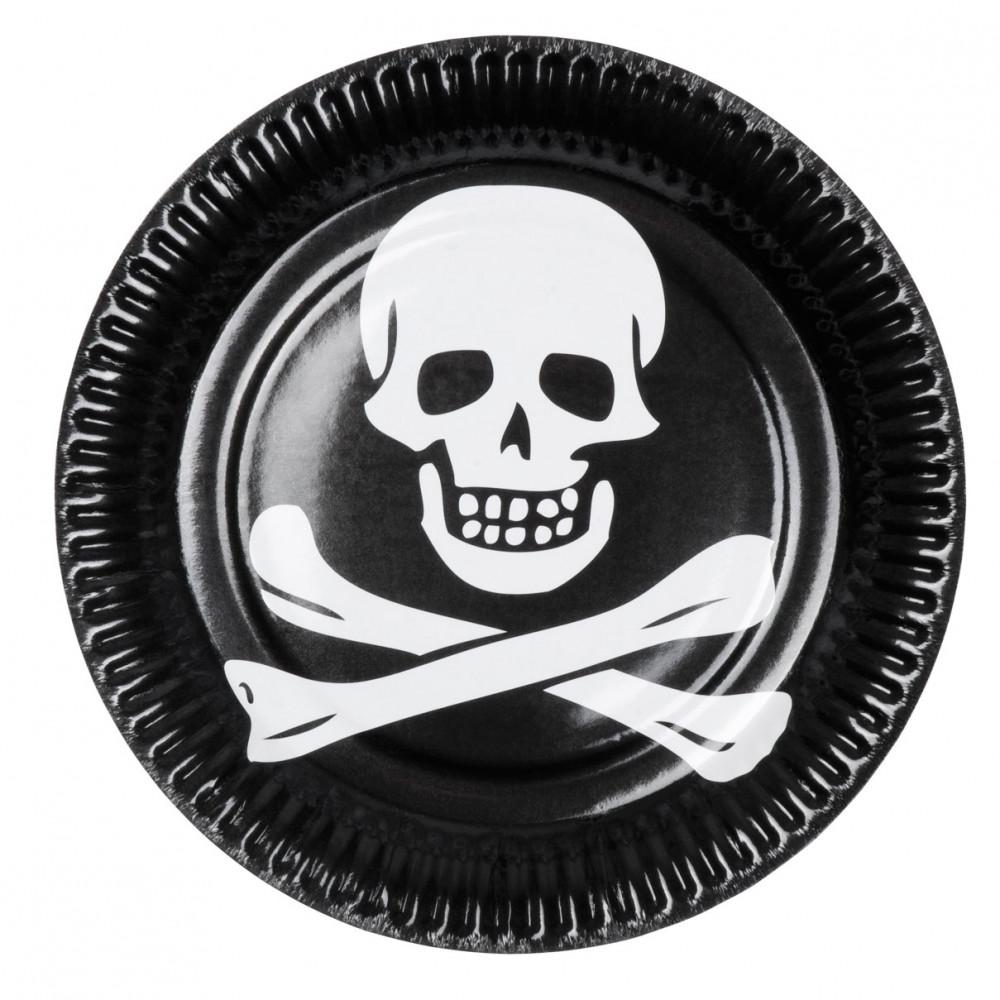 Piraten Bordjes, 6st. BT