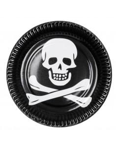 Piraten Bordjes, 6st.