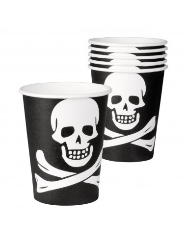 Piraten Bekers, 6st.