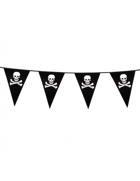 Piraten Vlaggenlijn, 6mtr.