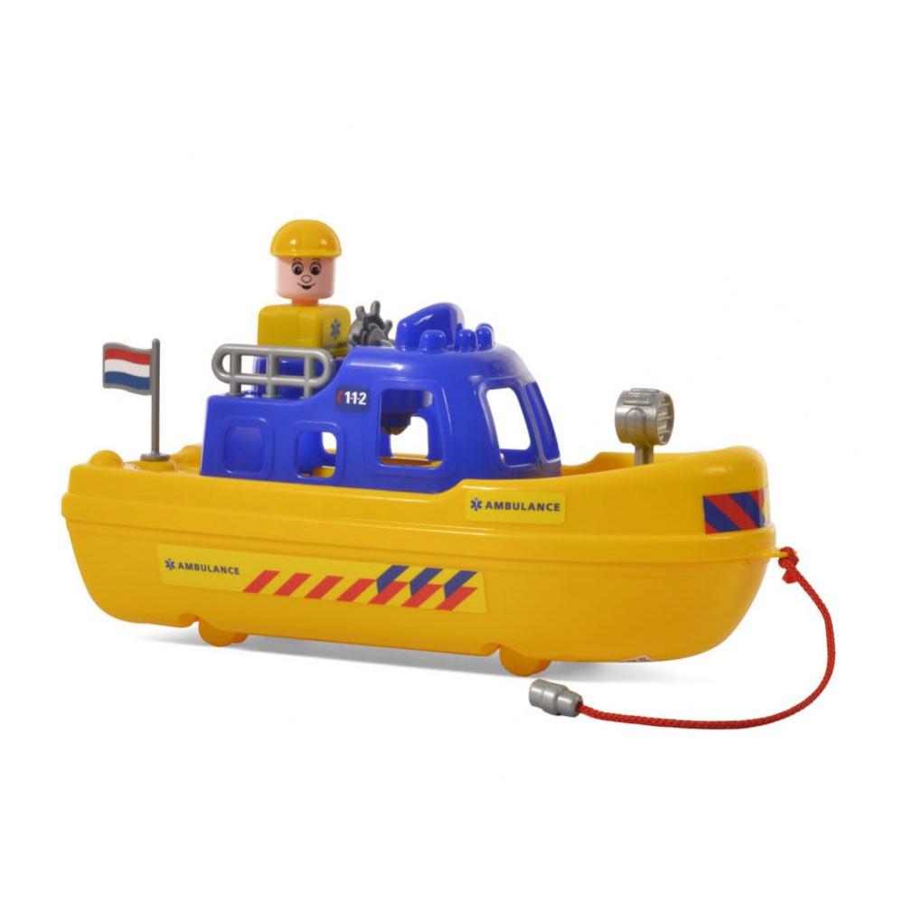 Polesie Nederlandse Ambulanceboot