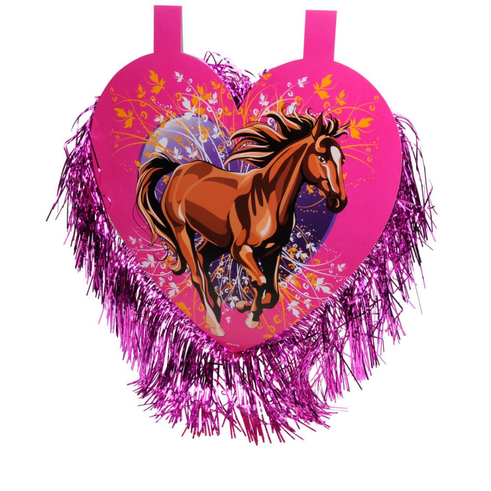 Stoeldecoratie Paarden