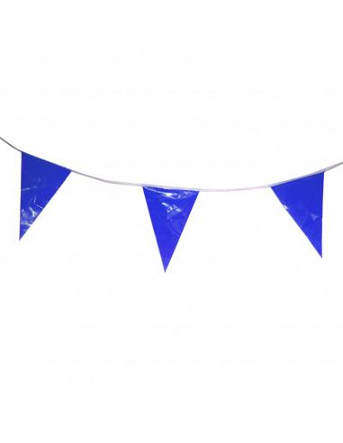 Blauwe Vlaggenlijn, 10mtr.