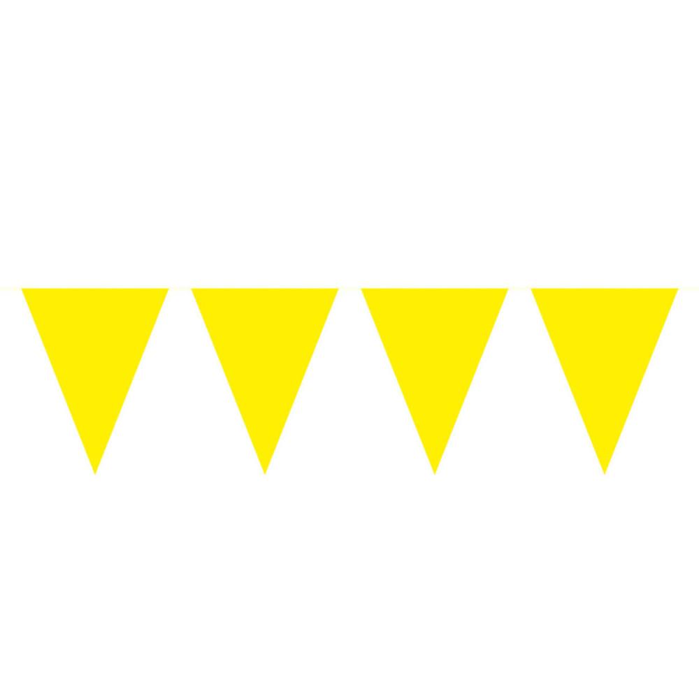 Gele Vlaggenlijn, 10mtr.