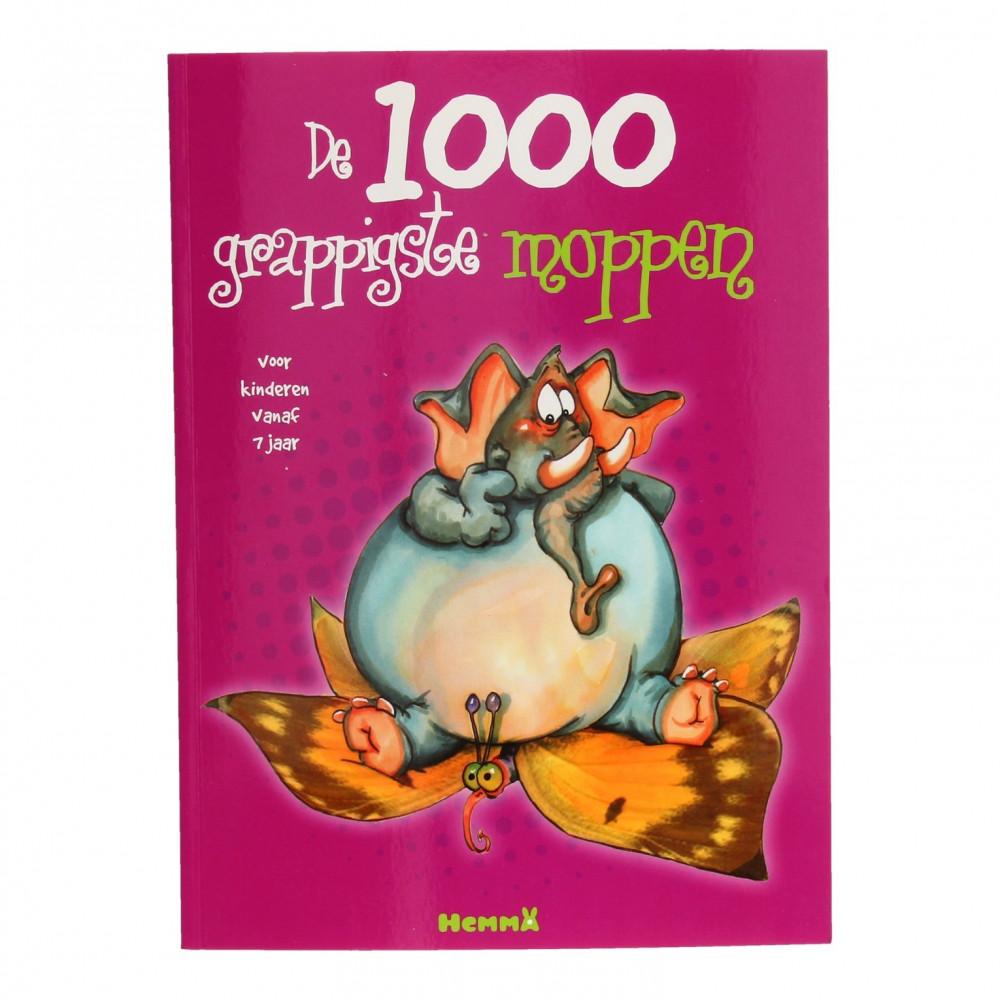 De 1000 Grappigste Moppen