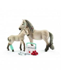 Schleich Reddingsset Horse Club Hannah