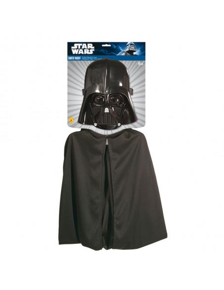 Cape en masker Darth Vader