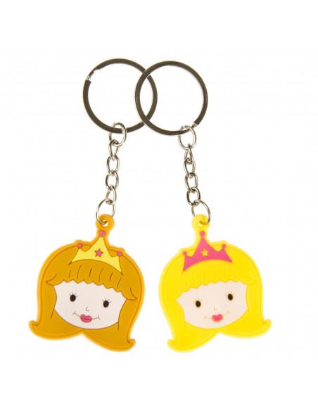 Sleutelhanger Prinses