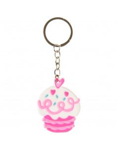 Sleutelhanger Cupcake