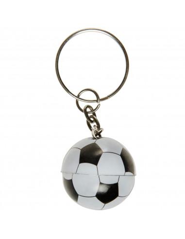 Sleutelhanger Voetbal Metaal