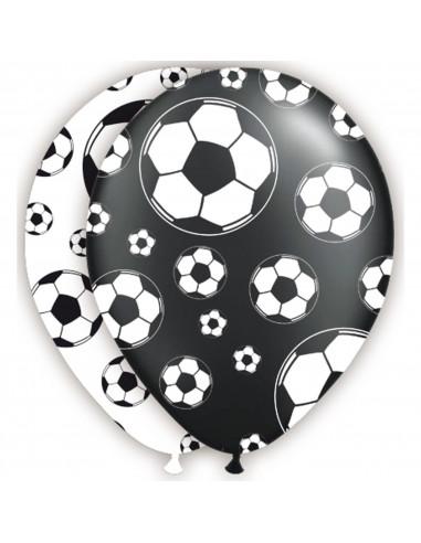 Voetbal Ballonnen, 8st. BT
