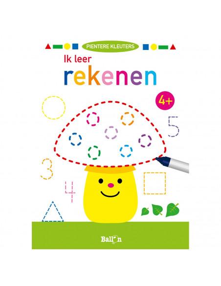 Ik Leer Rekenen 4+