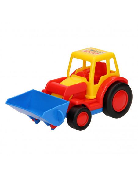 Polesie Basics Tractor met Shovel