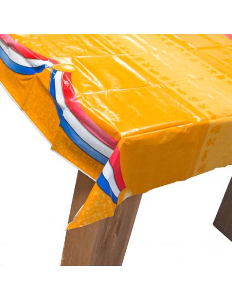 Oranje Tafelkleed BT