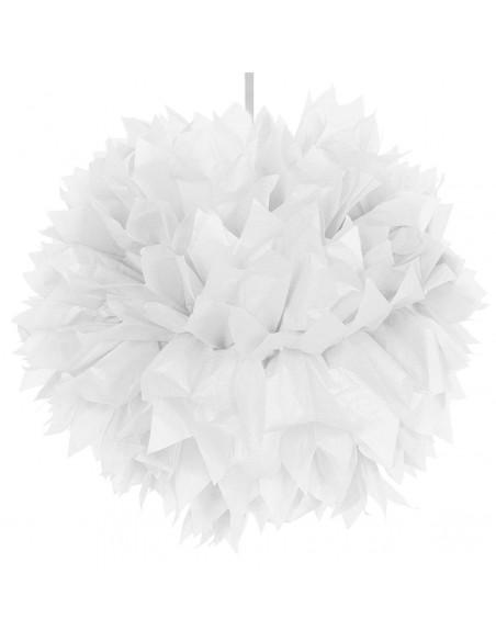 Witte Pompom