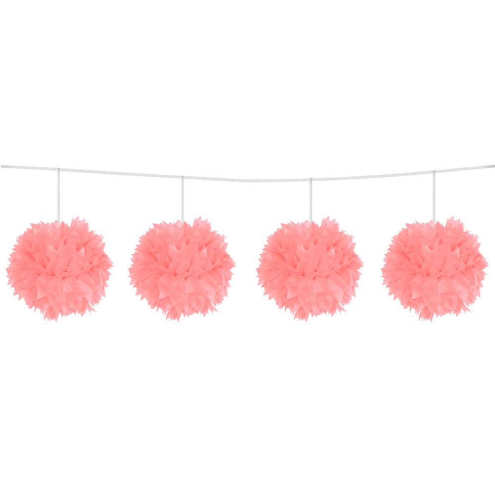 Roze Pompom Slinger