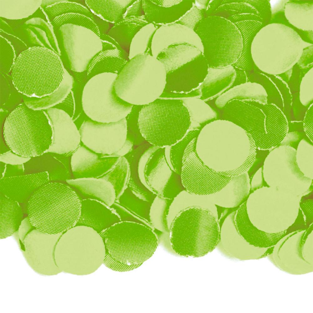 Confetti Lime Groen, 100 gram