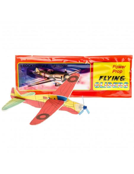 Foam Vliegtuigje