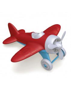 Green Toys Vliegtuig - Rood