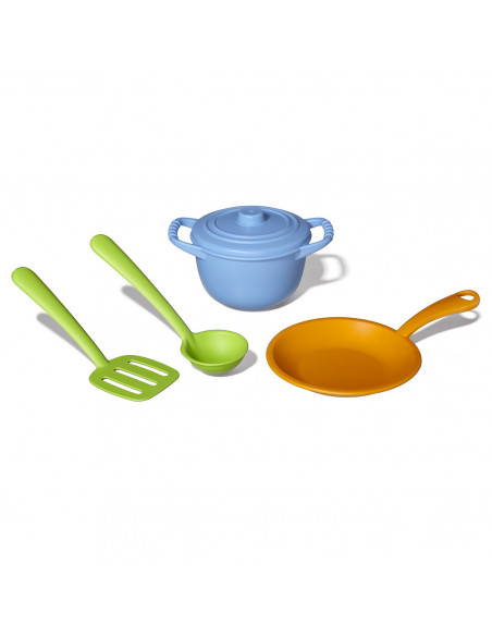 Green Toys Pannenset