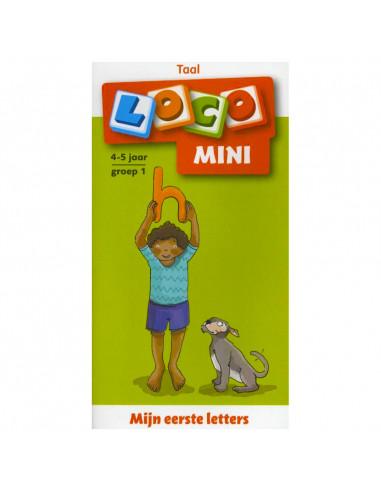 Mijn eerste letters 4-5 jaar groep 1