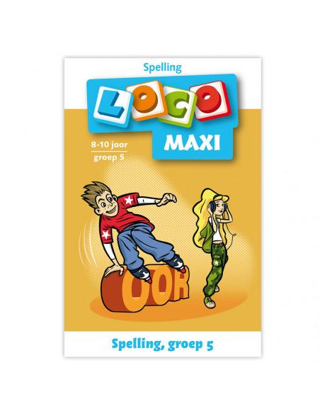 Maxi Loco - Spelling groep 6 (8-10)