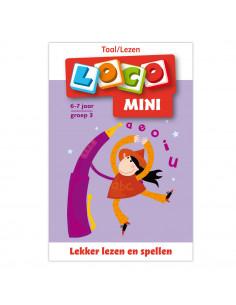 Mini Loco - Taal - Lezen 3-1