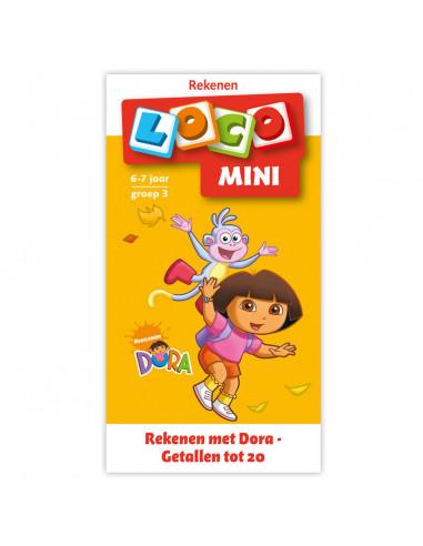 Mini Loco - Rekenen met Dora -...