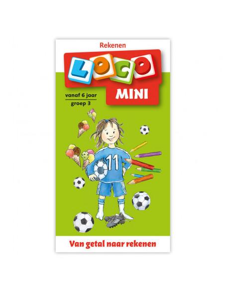 Mini Loco - Van getal naar rekenen (6+)