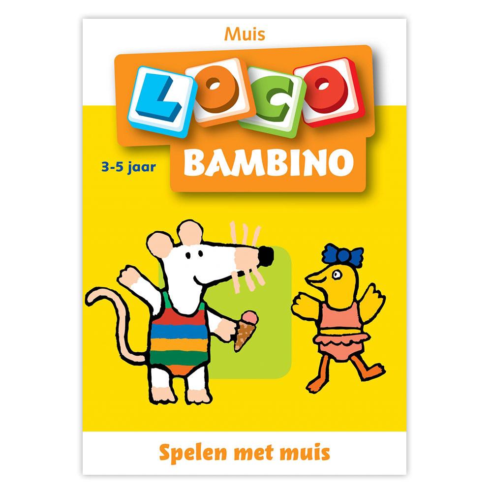 Bambino Loco - Spelen met Muis (3-5)