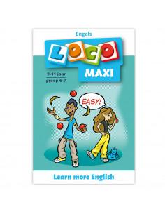 Maxi Loco - Learn more English (9-11)