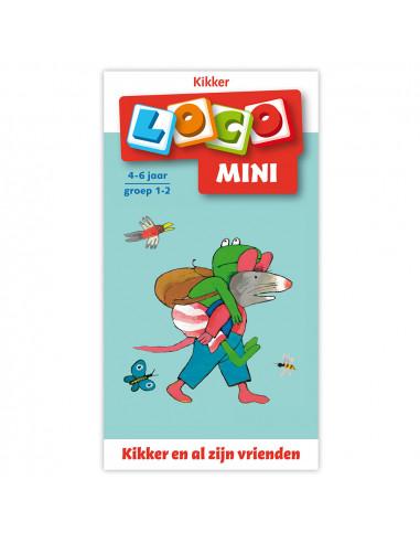 Mini Loco - Kikker en al z'n Vrienden...