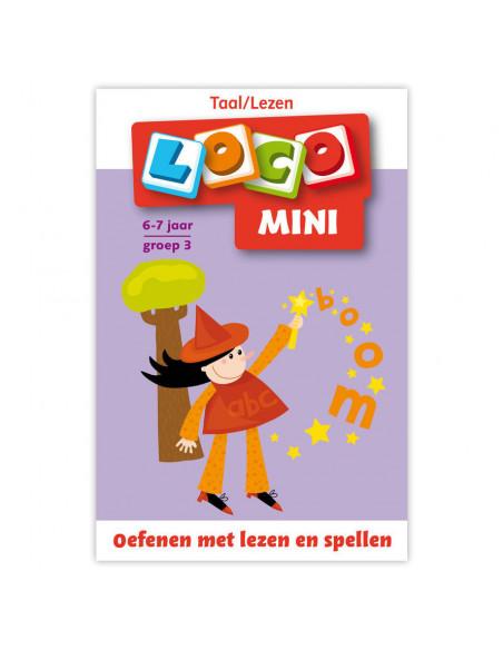 Mini Loco - Oefenen met lezen en spellen (6-7)