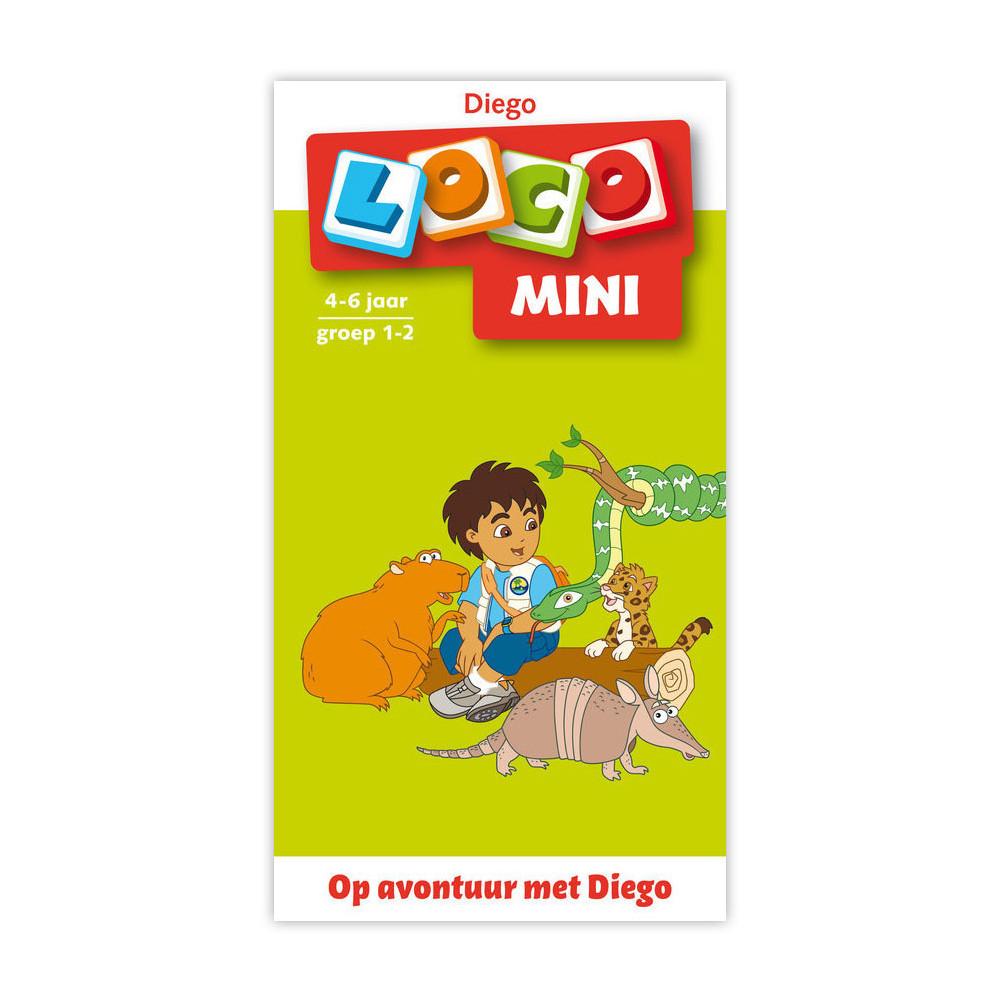 Mini Loco - Op Avontuur met Diego (4-6)
