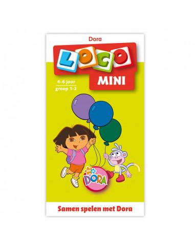 Mini Loco - Samen Spelen met Dora (4-6)