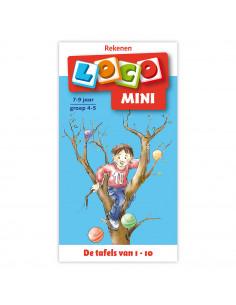 Mini Loco - De tafels van 1 - 10 (7-9)