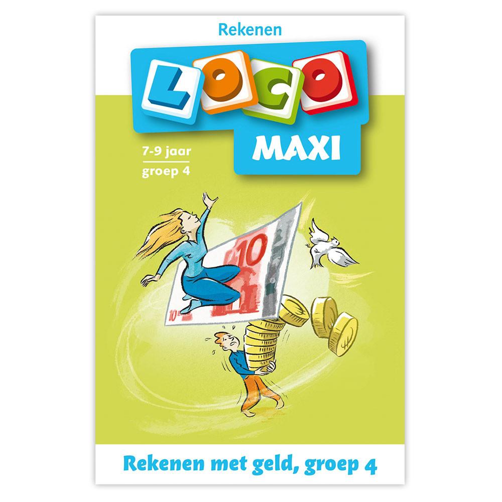 Maxi Loco - Rekenen met geld (groep 4) BT