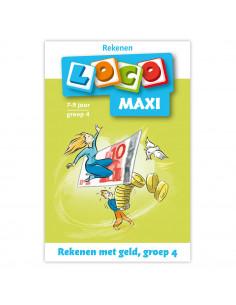 Maxi Loco - Rekenen met geld (groep 4)