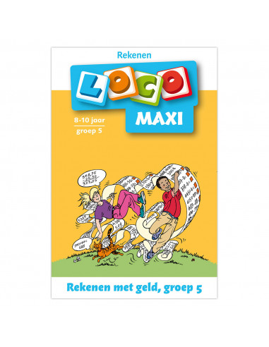 Maxi Loco - Rekenen met geld (groep 5)