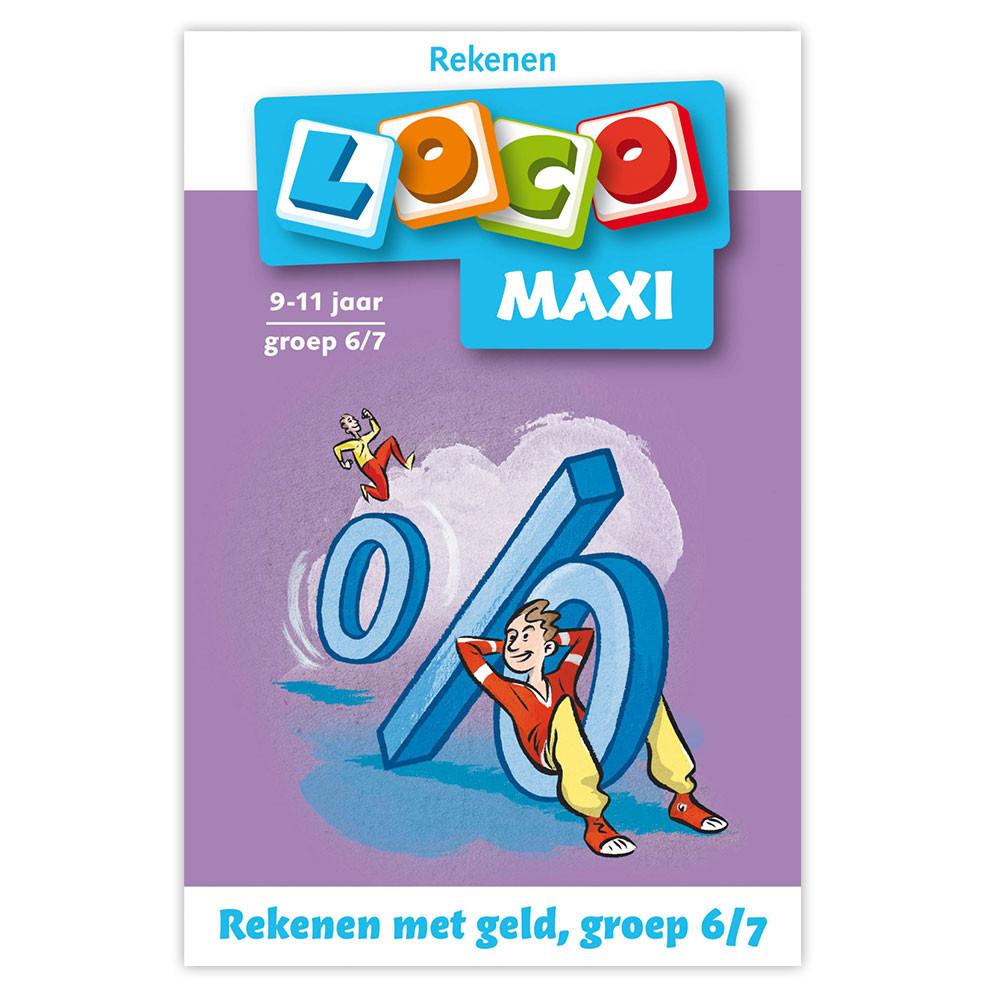 Maxi Loco - Rekenen met geld (groep 6-7)