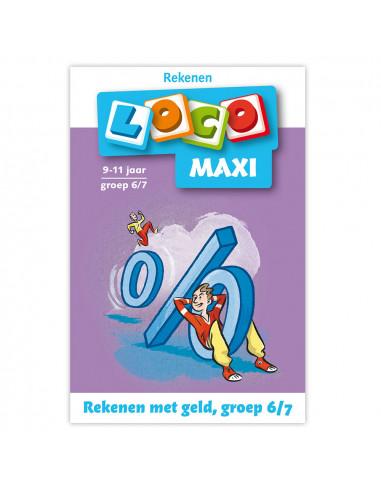 Maxi Loco - Rekenen met geld (groep...