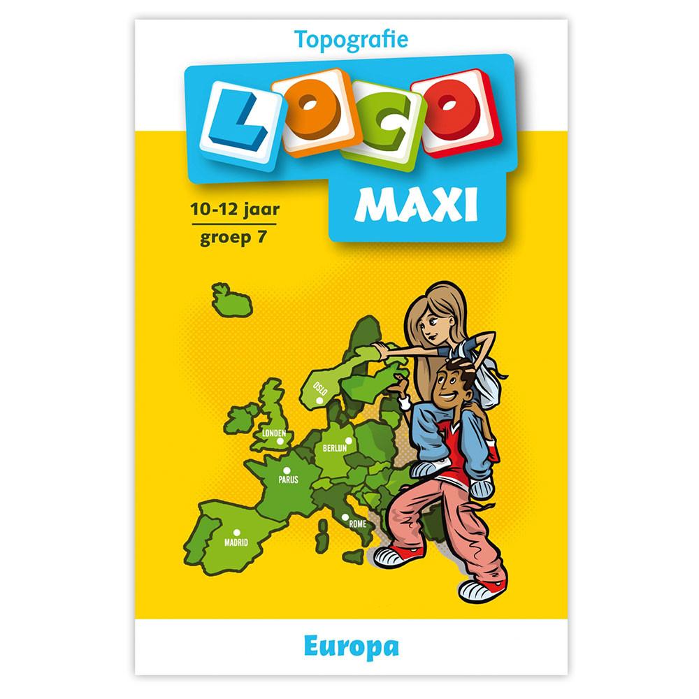 Maxi Loco - Europa (10-12)