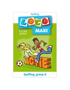 Maxi Loco - Spelling groep 6 (9-11)