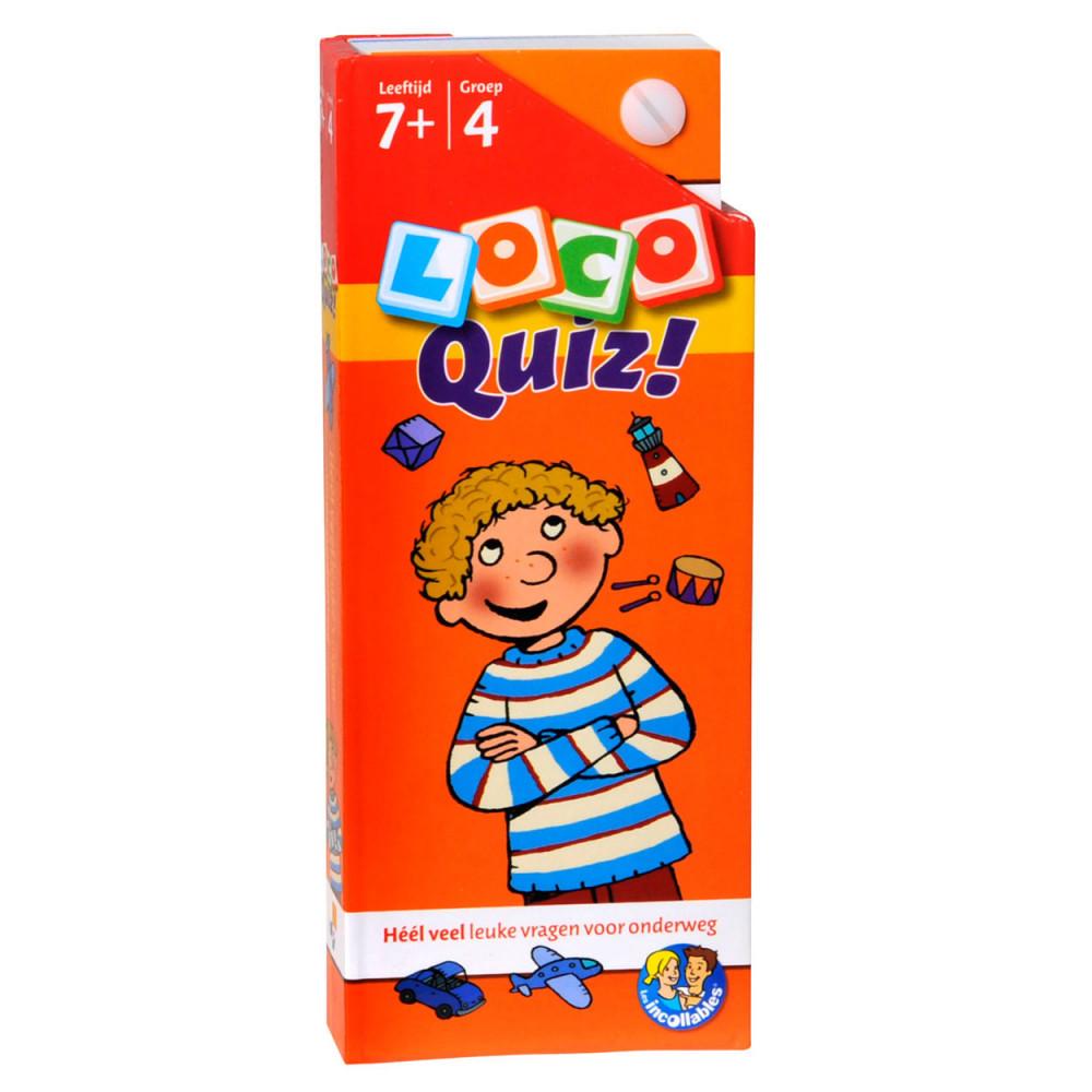 Loco Quiz Leeftijd 7+ Groep 4