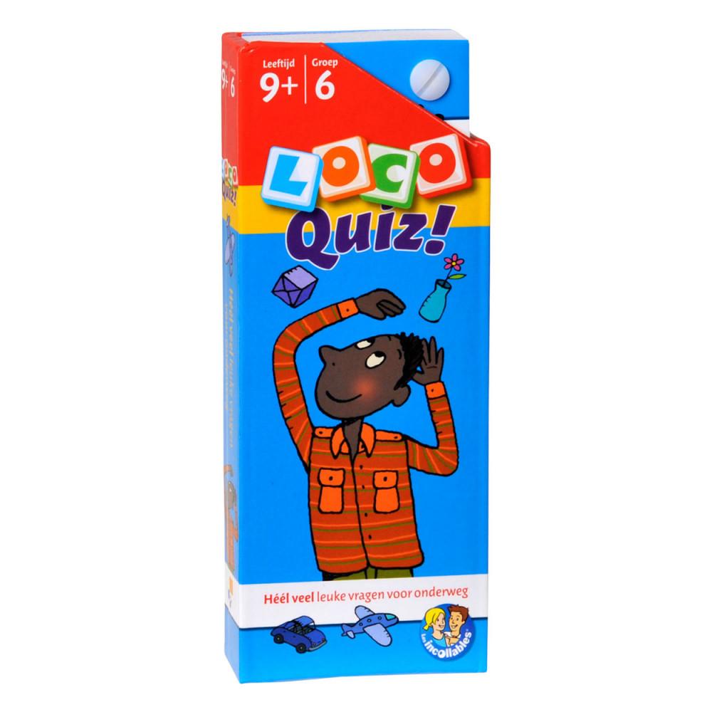 Loco Quiz Leeftijd 9+ Groep 6